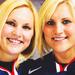 Jocelyne and Monique Lamoureux - female-ass-kickers icon