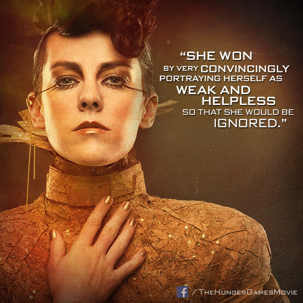 Johanna Mason (The Hunger Games) images Johanna Mason ...