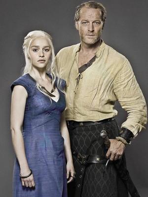 Jorah x Daenerys