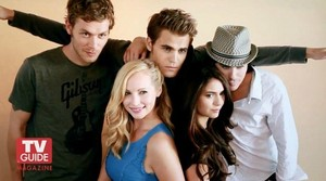 Joseph, Candice, Paul, Nina and Ian