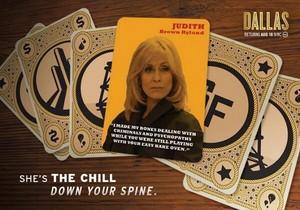 Judith Brown Ryland | Dallas TNT Poster