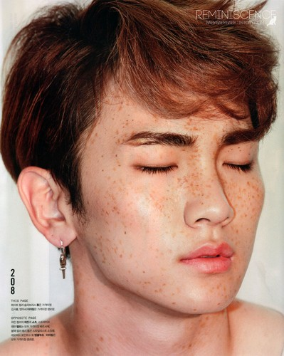 Kim kibum key images key july issue of nylon magazine hd kim kibum key wallpaper containing a portrait called key july issue of nylon magazine voltagebd Image collections