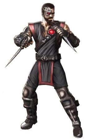 Kano: Leader of Black Dragon