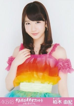 Kashiwagi Yuki - AKB48 Oshima Yuko Graduation Concert in Ajinomoto Stadium