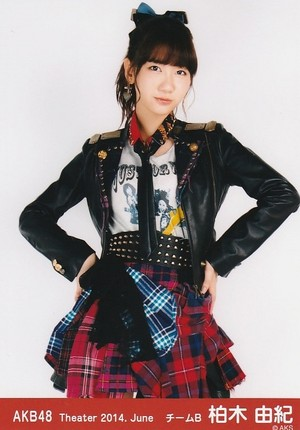 Kashiwagi Yuki - AKB48 Theater 2014 June