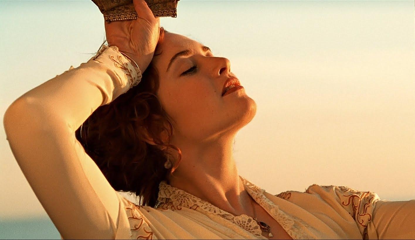 Kate winslet in titanic 4
