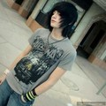 Kaylen the flirt - emo-love photo