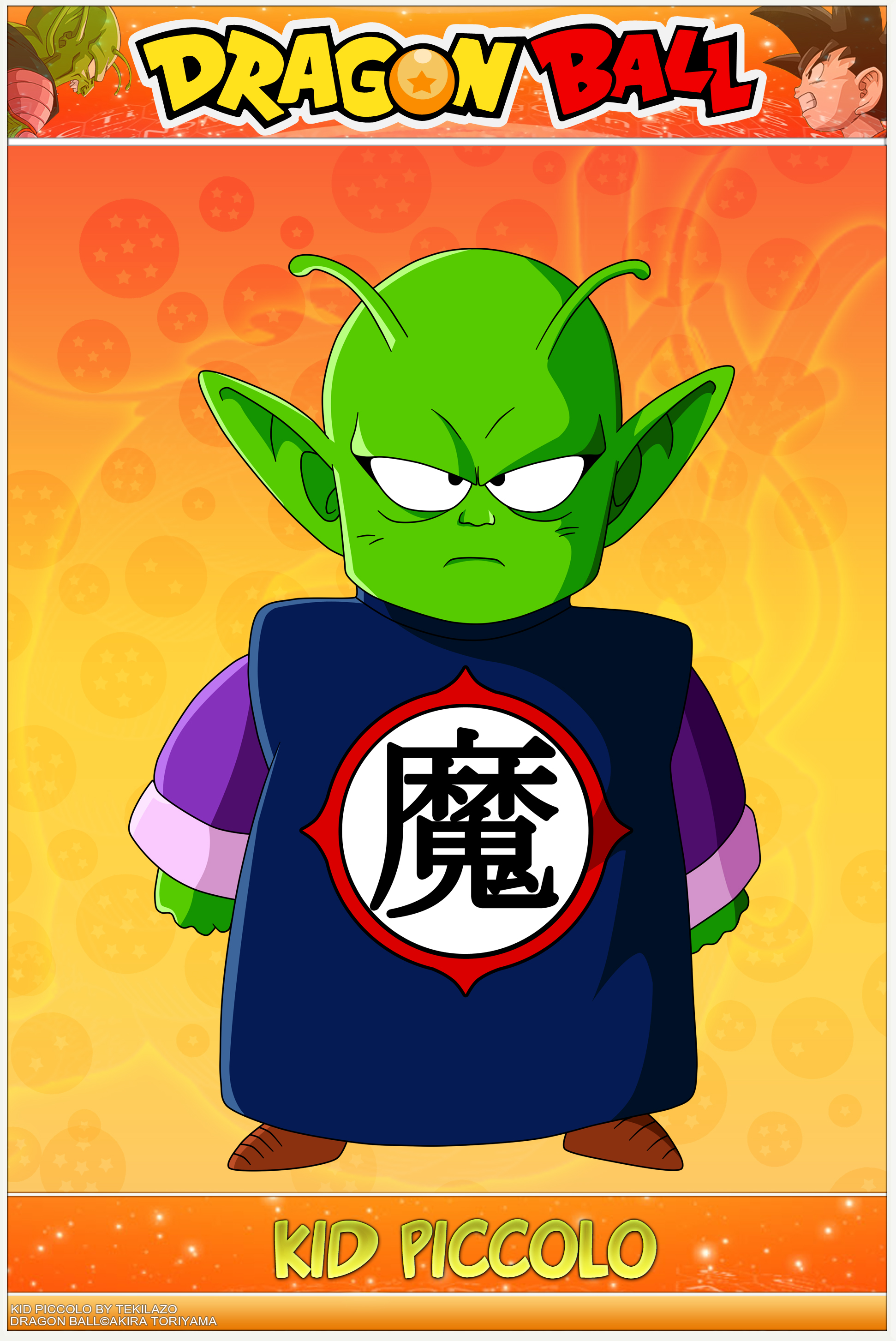 Kid Piccolo Jr   www.pixshark.com - Images Galleries With ...