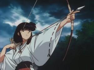 Kikyo: Inuyasha