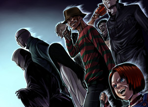 Killer Horror Stars