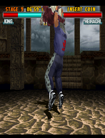 King Playthrough King From Tekken Photo 37261810 Fanpop