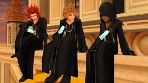 Kingdom Hearts Screencaps