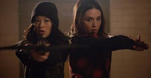 Kira and Allison make a good team