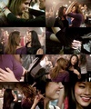 Kira and Malia hot dance