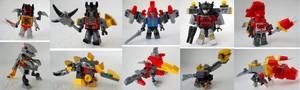 Kre-O Dinobots