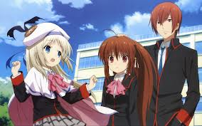 Kud, Rin, and Kyousuke
