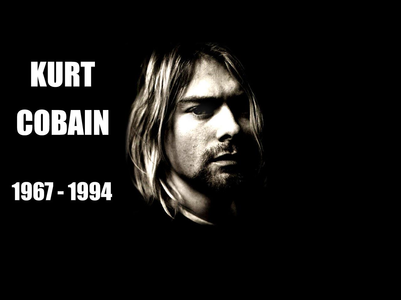 Kurt Cobain Kurt Cobain Foto 37277438 Fanpop