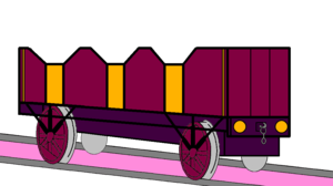 Lady's Open-Topped Carriage