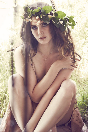 Lana Del Rey MADAME PHOTOSHOOT! 2014