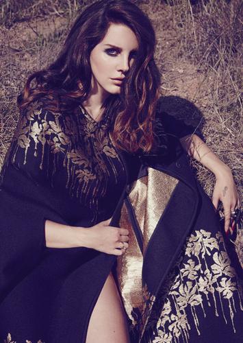 Lana Del Rey karatasi la kupamba ukuta entitled Lana Del Rey MADAME PHOTOSHOOT! 2014