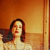 American Horror Story photo possibly with a portrait and skin called Lana Winters