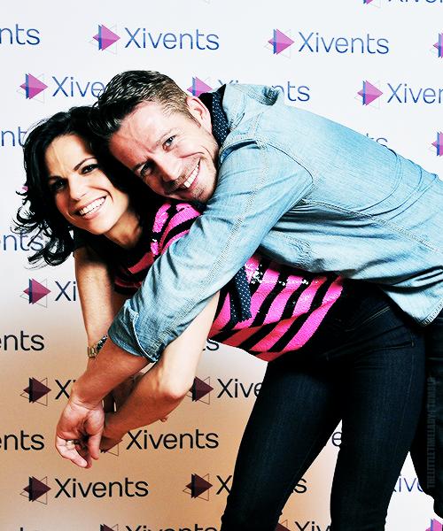 Lana and Sean
