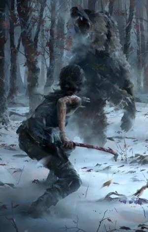Lara Croft - Rise of the Tomb Raider (2015)