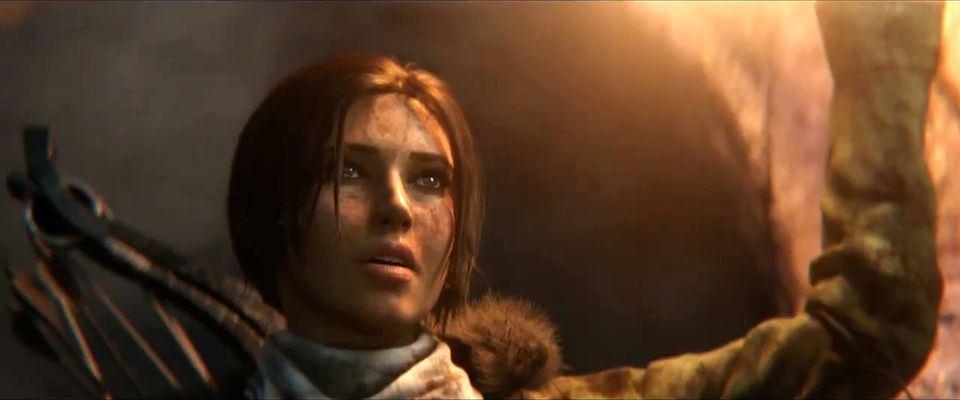 Lara Croft Rise Of The Tomb Raider 2015 Tomb Raider Photo