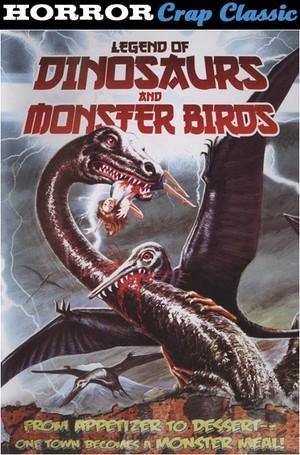 Legend of ডাইনোসর and Monster Birds (DVD)