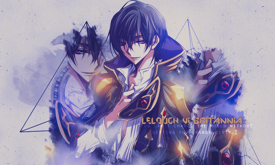 Code Geass Images Lelouch Vi Britannia Hd Wallpaper And Background