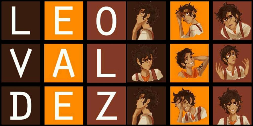 Leo Valdez the Brave