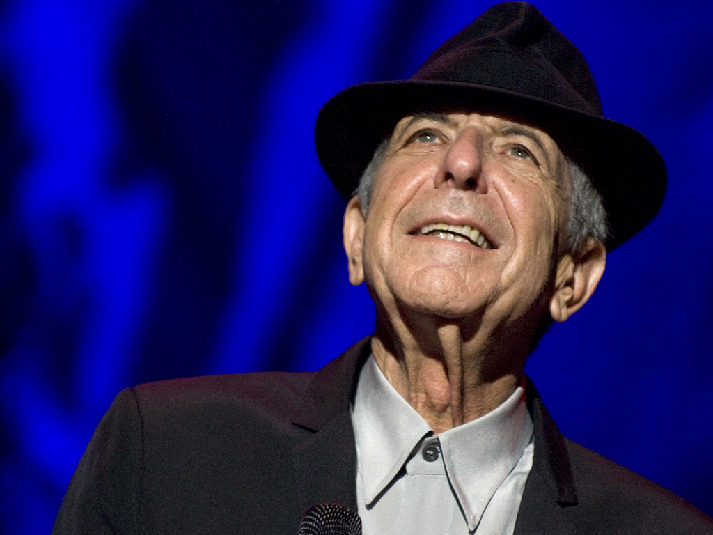 leonard cohen A look at how leonard cohen's 'hallelujah' became the artist's signature song.