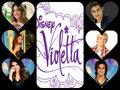Leonetta,Raia y Bori - violetta fan art