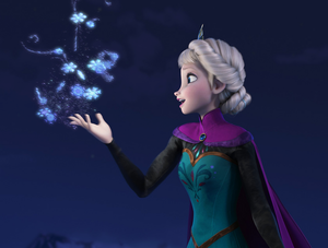 Let it go - Elsa