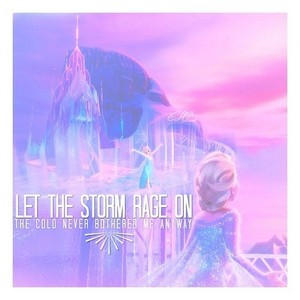 Let the Storm Rage On