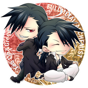 Ling Yao and Ling/Greed