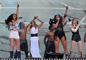 Little Mix Live Summertime Ball 2014