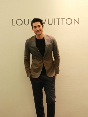 Louis Vuitton event