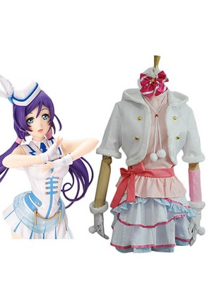 Amore Live! Nozomi cosplay costume