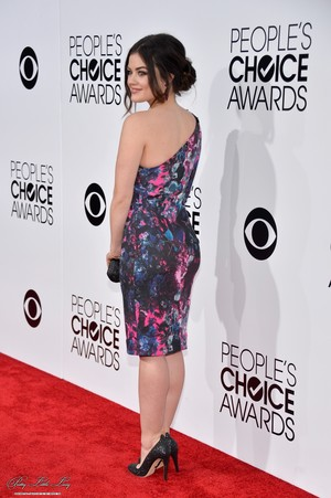 Lucy @ 2014 People's Choice Awards - January 8th