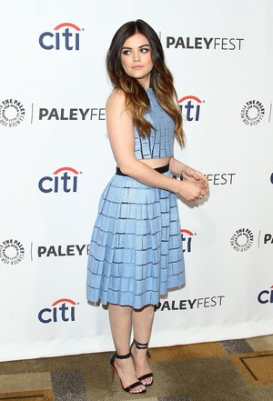 "Lucy @ PaleyFest - ""Pretty Little Liars"" - March 16th"