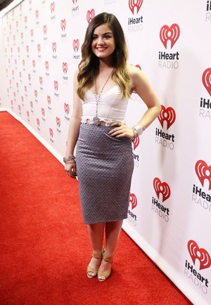 Lucy @ iHeartRadio Country Festival - March 29th
