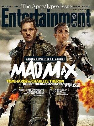 Mad Max Fury Road First Look