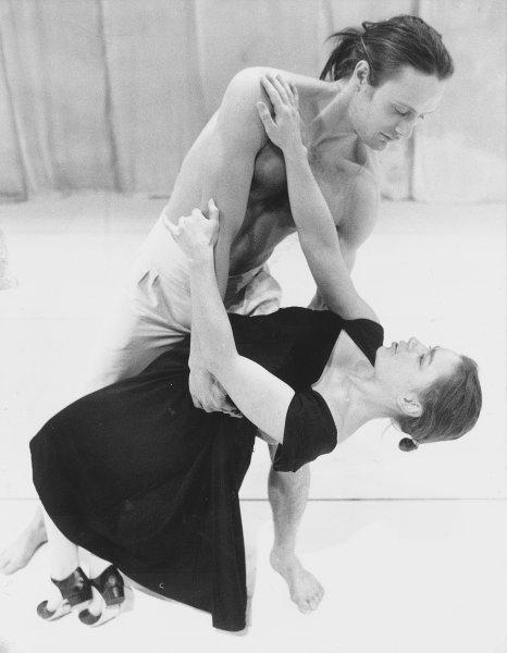Mads as a Dancer