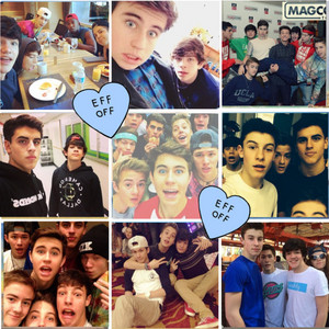 Magcon Boys Collage!