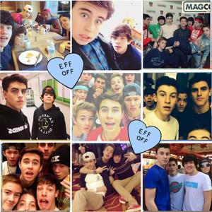 Magcon Boys Collage!