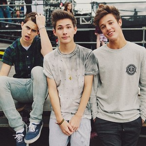 Magcon Boys for toi Sarah ♡