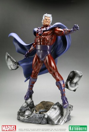 Magneto / Max Eisenhardt Figurine