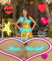 Maia Mitchell - teen-beach-movie fan art