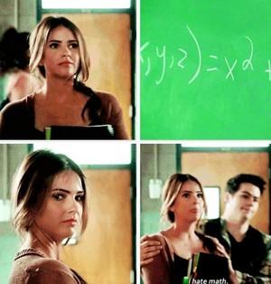 Making Malia go to math